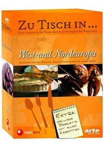 Zu Tisch in... West- und Nordeuropa