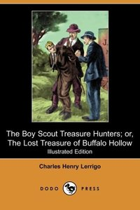 BOY SCOUT TREAS HUNTERS OR THE