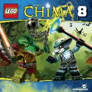 LEGO - Legends of Chima (CD 8)