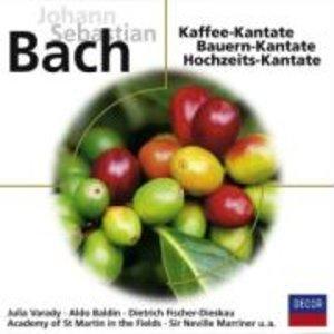 Kaffee-Kantate/Bauern-Kantate/Hochzeits-Kantate