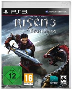 Risen 3: Titan Lords First Edition. PlayStation PS3