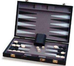 Noris 606104701 - Backgammon Koffer 38,1 cm