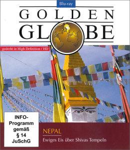 Nepal-Ewiges Eis über Shivas Tempeln