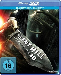Silent Hill: Revelation. Steelbook