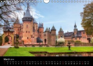 The Netherlands (Wall Calendar 2015 DIN A4 Landscape)