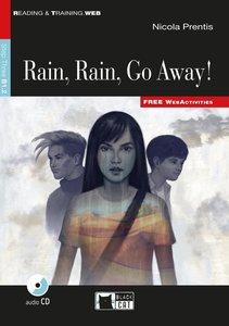 Rain Rain Go Away. Buch + Audio-CD