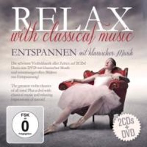 Relax With Classical Music! 2CD+DVD