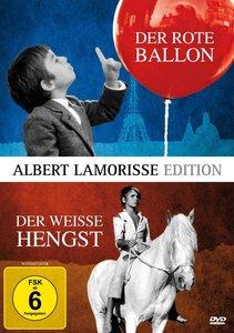Albert Lamorisse Edition: Der rote Ballon / Der weiße Hengst
