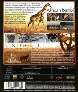 Tiere Der Serengeti (3D-Special Edition)