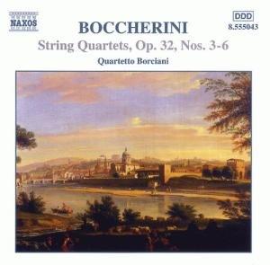 Streichquartette op.32 3