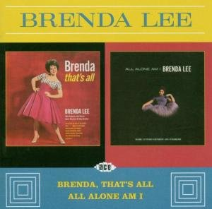 Brenda,That's All/All Alone Am I