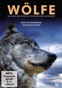 Wölfe-Das Leben Der Wölfe In Einzigartigen Aufnahm