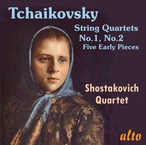 String Quartets 1+2