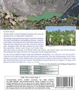 Costa Rica-Natur zw.Karibik & Pazifik