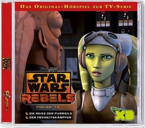Disney - Star Wars Rebels 14: Die Reise der Purrgils / Der Freih