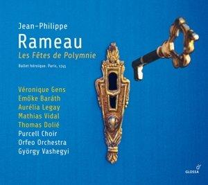 Les Fetes de Polymnie-Ballet heroique Paris 1745