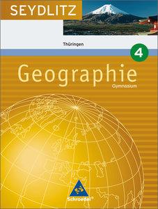 Seydlitz Geographie 4. 8. Schuljahr. Schülerband. Gymnasium. Thü