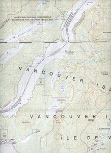 West Coast Trail & Carmanah Valley 1:50.000