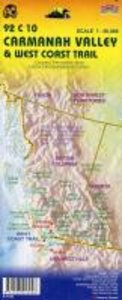 West Coast Trail & Carmanah Valley 1:50.000
