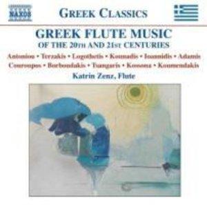 Griechische Flötenmusik