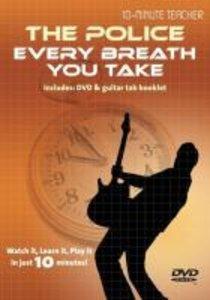 10 Minute Teacher Every Breath you take