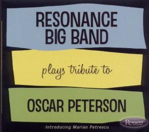 Resonance Big Band Plays Tribute To Oscar Peterson - zum Schließen ins Bild klicken