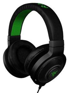 Razer KRAKEN BLACK, Gaming Headphone, Kopfhörer, schwarz