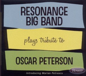 Resonance Big Band Plays Tribute To Oscar Peterson