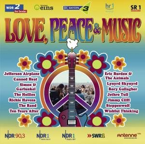 Love,Peace & Music