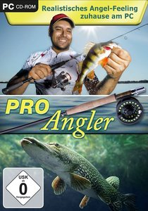 Pro Angler 2015. Für Windows 8.1/8/7/XP/Vista (jeweils 32- & 64-