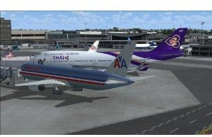 Flight Simulator X - My Traffic 2013
