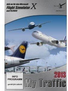 Flight Simulator X - My Traffic 2013