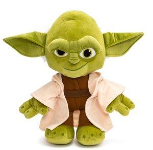 Joy Toy 1400704 - Yoda Velboa, Figur Samtplüsch 45 cm