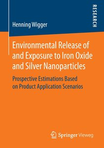Environmental Release of and Exposure to Iron Oxide and Silver N