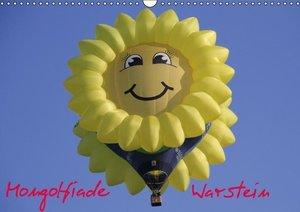 Mongolfiade Warstein (Wandkalender 2014 DIN A3 quer)