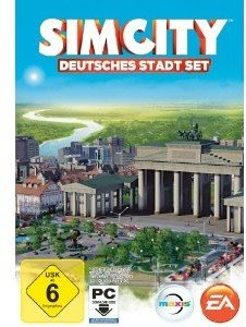 SimCity: Deutsches Stadt-Set