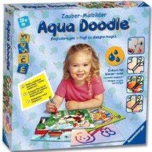 Ravensburger 04598 - ministeps Aqua Doodle: Zauber Malbilder