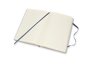 Moleskine Blend Kollektion Large/A5, Stoffeinband, Hard Cover, L