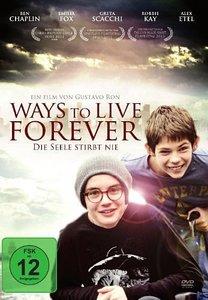 Ways to live forever - Die Seele stirbt nie, 1 DVD
