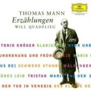 Erzählungen. 12 CDs