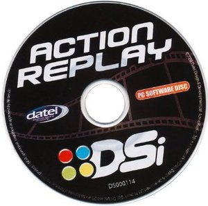 Action Replay für DSi, DS Lite, DS