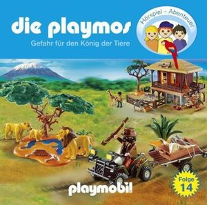 Die Playmos 14. Jagd auf den König der Tiere
