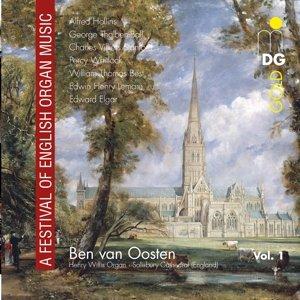 Ein Festival englischer Orgelmusik Vol.1