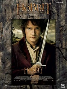 The Hobbit: An Unexpected Journey: Easy Piano Selections from th