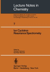 Ion Cyclotron Resonance Spectrometry