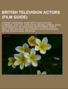 British television actors (Film Guide)