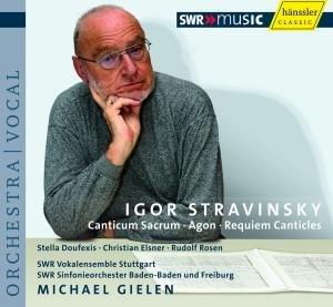 Canticum Sacrum/Agon/Requiem Cant.
