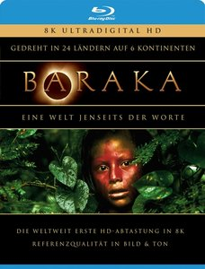 Baraka (Blu-Ray-Standardbox)