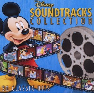 Disney Soundtracks Collection (Englisch)