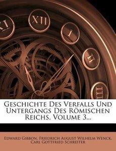 Geschichte des Verfalls und Untergangs des Römischen Reichs, dri